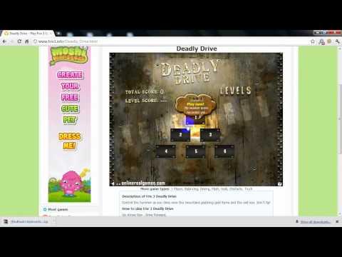 Friv 3 Games