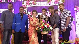 #Kaala Choreographer Sandy's Kalakkal wedding