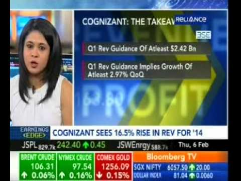 Cognizant Q4 2013 Earnings Bloomberg