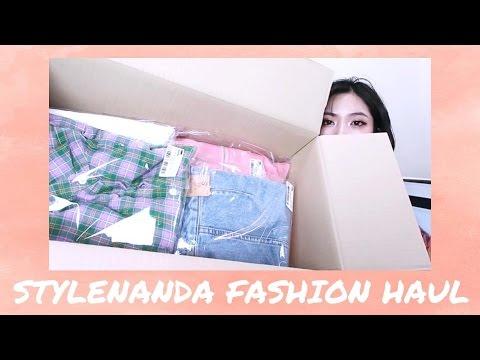 스타일난다 패션 하울 | STYLENANDA FASHION HAUL
