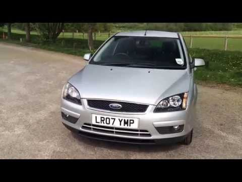 Ford Focus 2.0 Titanium 5dr + FULL HISTORY + ONE OWNER Video Walkround 2