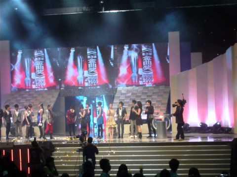 Singapore Hits Awards 2009: SHE high 翻了!