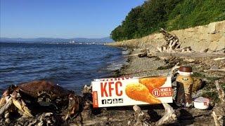 Kfc $5 Fill Up (extra Crispy Tenders & Kentucky Baked Beans) Review