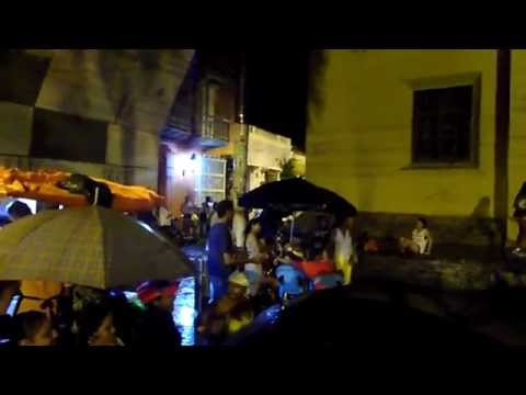 Cartagena, Colombia: Live music in the old city