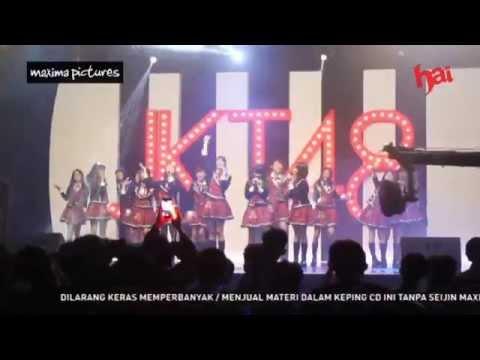 Behind the scene VIVA JKT48 (FULL VIDEO) by Yusril