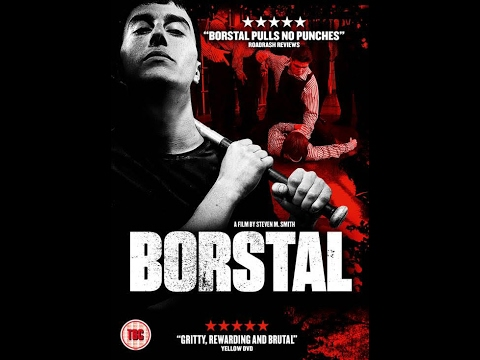BORSTAL Official Trailer (2017) [HD] Brutal Young Offenders Drama