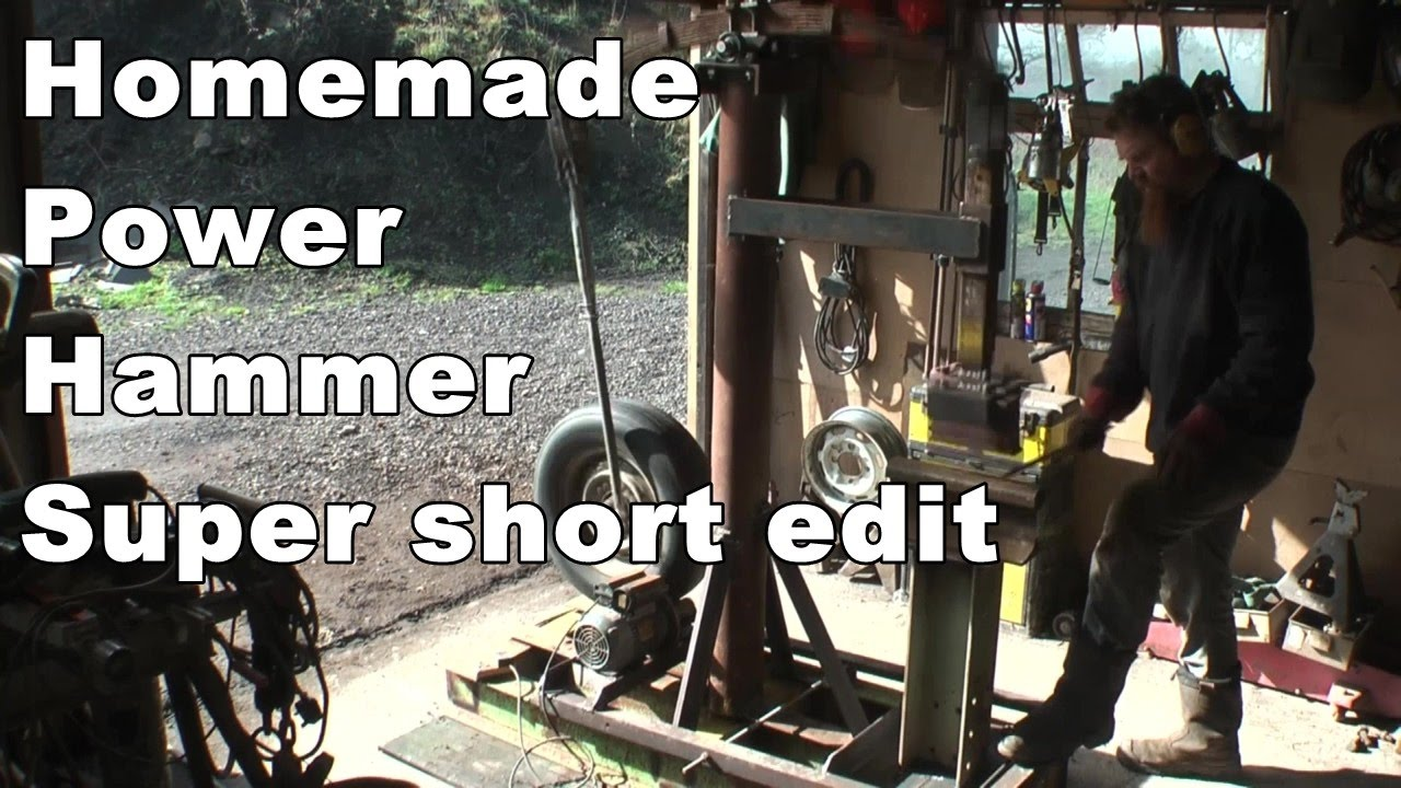 how to make a tinker hammer
