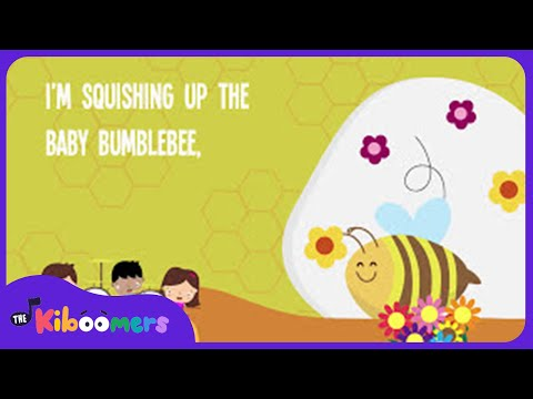 I'm Bringing Home a Baby Bumblebee | Kids Song | Nursery Rhyme | Lyrics | Bugs | Insects