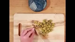 видео Пирог с грибами и беконом