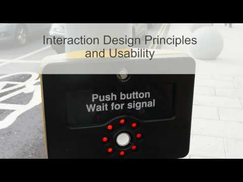 Interaction Design Principles and Usability