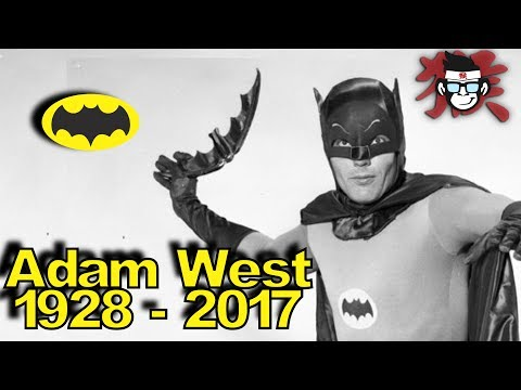 Adam West Tribute Remembering Adam West as Batman
