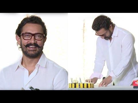 Aamir Khan Birthday Celebration | UNCUT