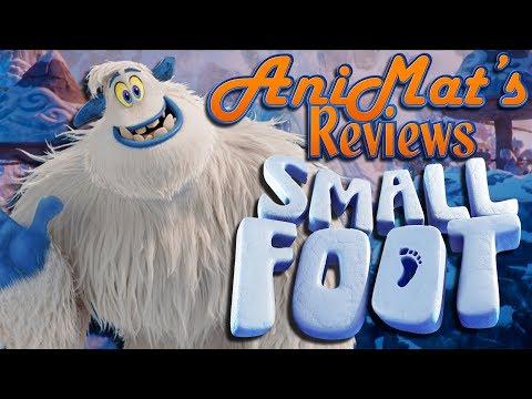Smallfoot - AniMat's Reviews