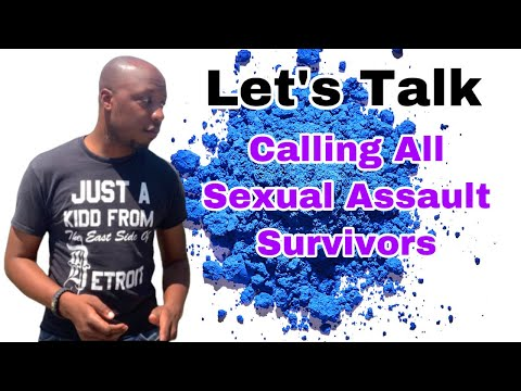 I am a Male Survivor of Sexual Abuse from YouTube · Duration:  4 minutes 51 seconds