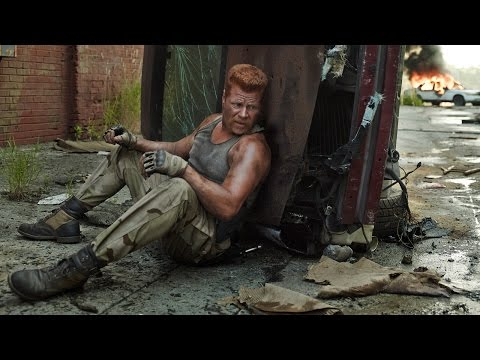 'The Walking Dead's' Michael Cudlitz: Man on a Mission