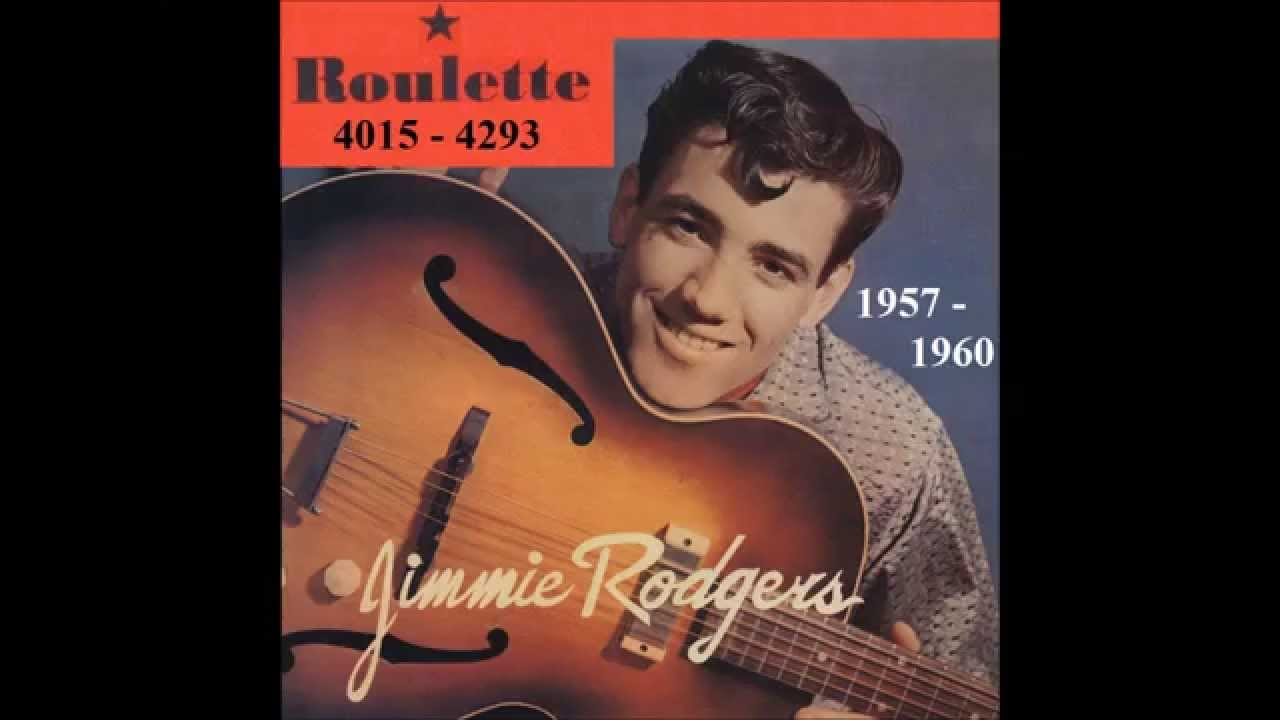 Jimmie Rodgers - T.L.C. Tender Loving Care