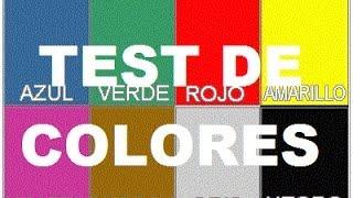 TEST DE COLORES QUE APLICAN EN LA EMPRESAS, SECRETOS REVELADOS