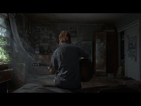 The Last Of Us Part 2 Ending Credits Song Wayfaring Stranger