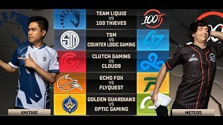 Video NA LCS Highlights ALL GAMES Week 1 Day 1 Summer 2018 download MP3, 3GP, MP4, WEBM, AVI, FLV Juni 2018
