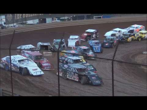 Tyler County Speedway Modified Feature 6-29-2019