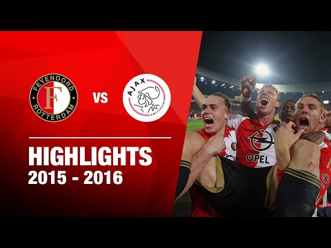 Samenvatting Feyenoord - Ajax beker 1516
