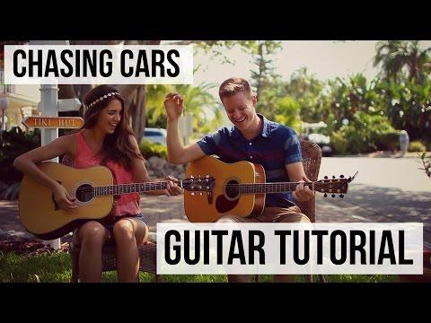 Chasing Cars - Snow Patrol // Guitar Tutorial