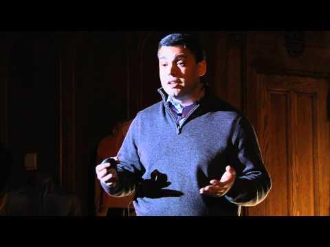 TEDXYale- Vikram Mansharamani-The Power of Foxy Thinking