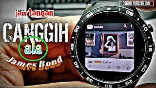 How to ADD clockskin to smartwatch KINGWEAR KW 88 - VideoRuclip