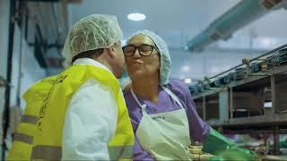 Visita fábrica Campos Bermeo - Martín Berasategui y David de Jorge - INSTAGRAM VERSION