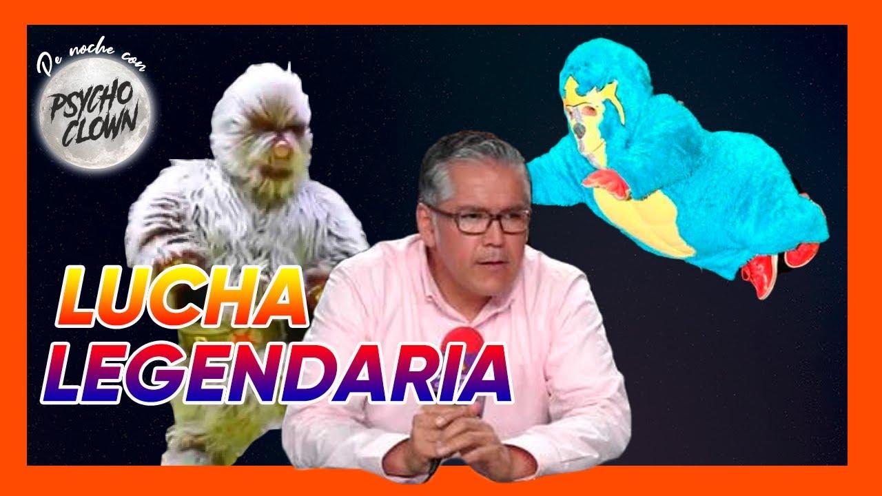 😱Kemonito vs Alushe, LA PELEA DEL SIGLO narrada por Rafa Ayala y más | Psycho Clown