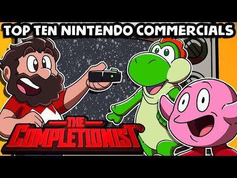 Top 10 Nintendo Commercials