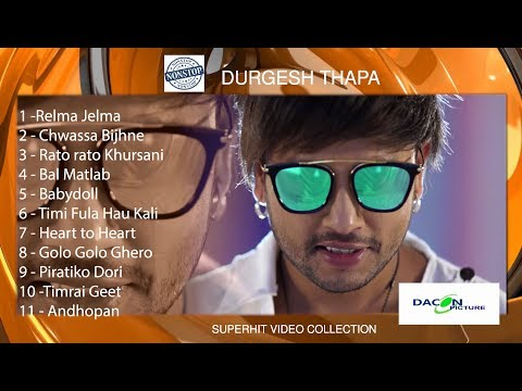 Durgesh Thapa Super hit video collection || Non Stop  Durgesh Thapa