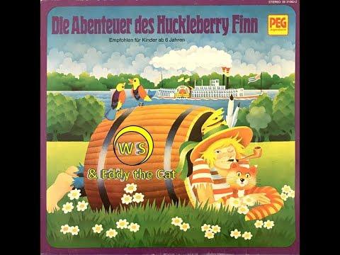 Die Abenteuer des Huckleberry Finn - Hörspiel - Märchen - PEG