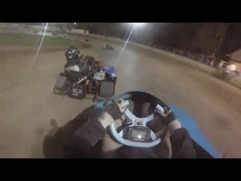 Flathead 375 Feature Race Shellhammers Speedway 08/25/2018