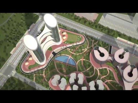 NAINA - Smart City near Navi Mumbai by CIDCO