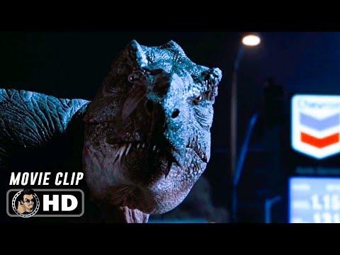 THE LOST WORLD: JURASSIC PARK Clip - Downtown T-Rex (1997) Steven Spielberg
