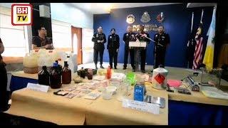 Rampas dadah RM3 juta