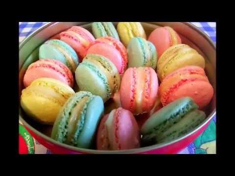Trucuri macarons