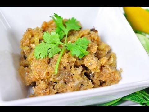 น้ำพริกแคบหมู (อาหารเหนือ)