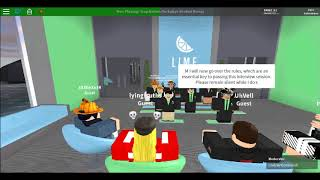 Lime Interviews ROBLOX [MR Perspective]