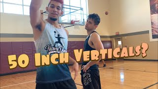 5'9 Austin and 6'2 Isaiah Can Dunk Better Than You Video