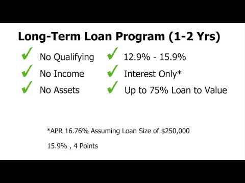 Long Term Hard Money Loan Programs In Phoenix