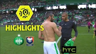 Video Gol Pertandingan Caen vs Saint-Etienne