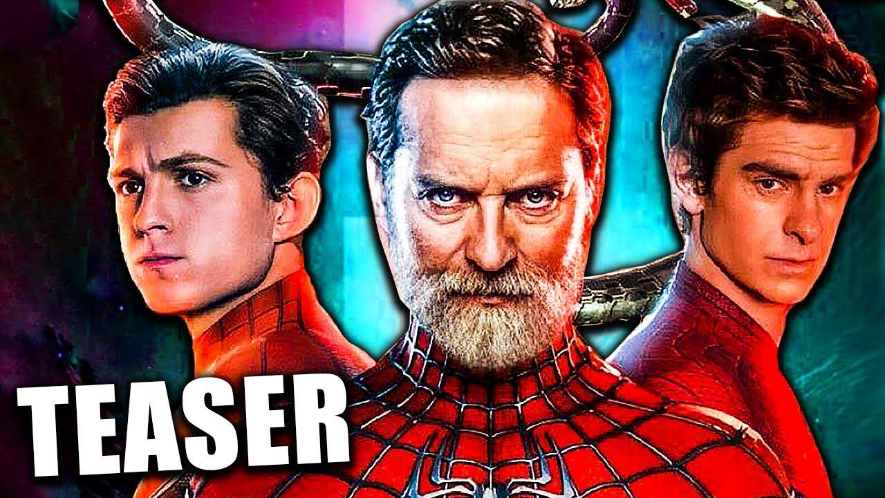 Die Spider-Man 3 LEAKS Hören Nicht Auf! - NO WAY HOME UPDATE