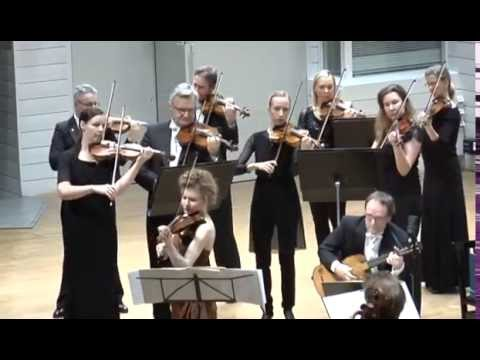 The Four Seasons (Vivaldi) - Minna Pensola & Turku Philharmonic Orchestra