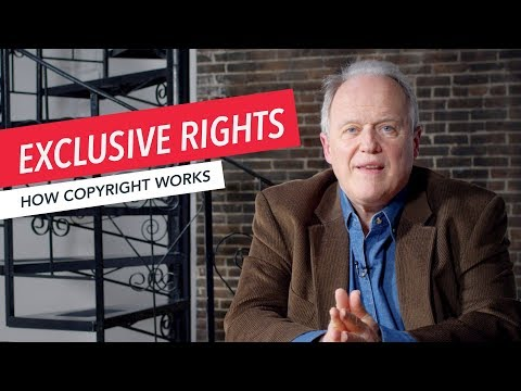The Six Exclusive Rights of Copyright Law | How Copyright Works | Part 2/8 | Berklee Online