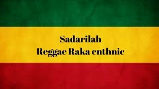 Reggae raka ethnic-sadarilah lagu galau 2019 (lirik video with boneka kardus)
