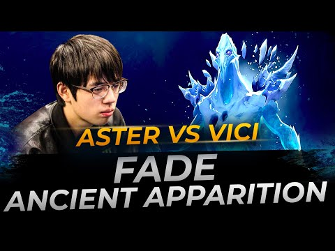 Ancient Apparition by Aster.Fade | Full Gameplay Dota 2 Replay