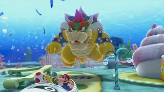 Mario Party 10 - Bowser Party - Whimsical Waters (Team Bowser - Master CPU)