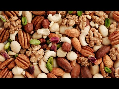 Nut Consumption and Death, New Research